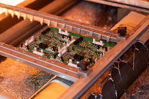 JTC Micro Electronics Through Hole Technology